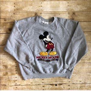 VINTAGE Mickey Mouse sweatshirt